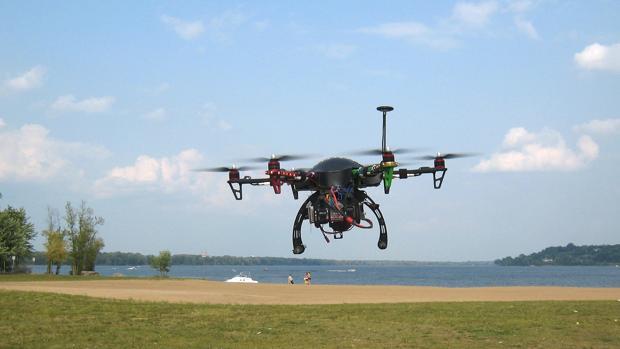 Hacienda rastreará mil municipios con drones para hallar obras ilegales