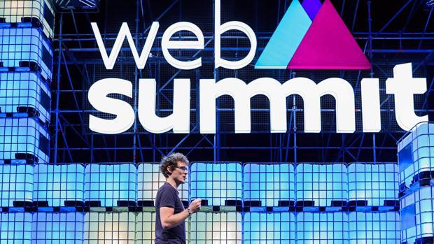 El Web Sumit, que se celebra en Lisboa cada año, ejerce como polo de atracción para el ecosistema digital global