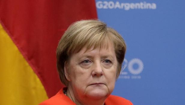Angela Merkel, en una fotografía de archivo