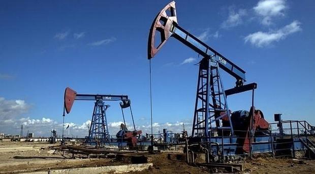 Pozos de petróleo en Estados Unidos