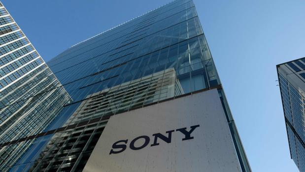 Edificio de la compañía Sony en Tokio
