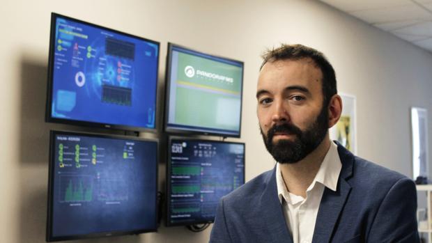 Sancho Lerena, CEO y cofundador de «Ártica»