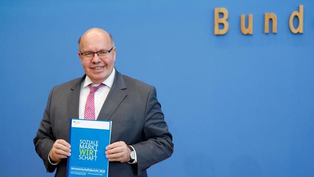 El ministro de Economía alemán, Peter Altmaier