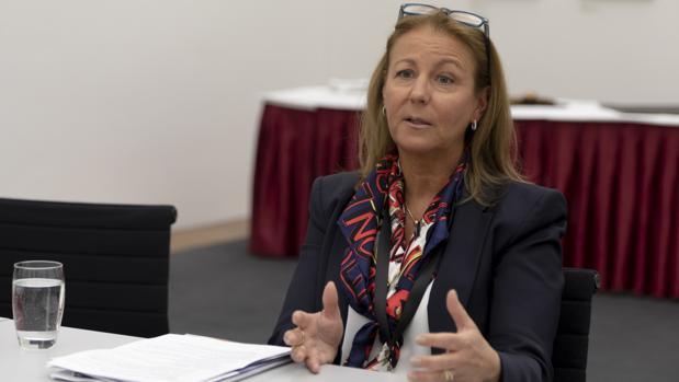 Gordana Landen, directora mundial de RRHH de Adecco