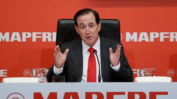 Antonio Huertas, presidente de Mapfre