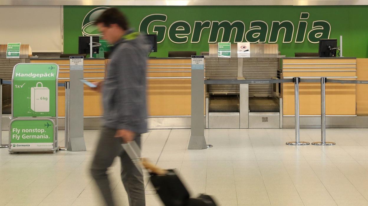 Oleada de bancarrotas entre las aerolíneas alemanas