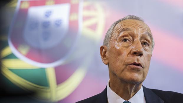Marcelo Rebelo de Sousa, presidente de la República de Portugal