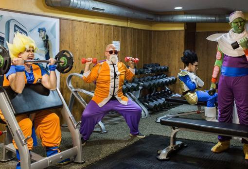 Los personajes de Dragon Ball Z, entre las novedades de la tienda española