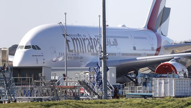 aa3d49bf61b77 Airbus dejará en tierra al A380 en 2021 y otras cuatro noticias ...