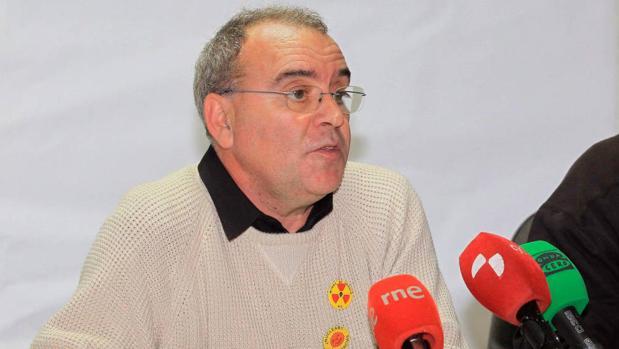Francisco Castejón, de Ecologistas en Acción