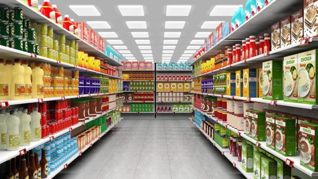 Envases más pequeños y reducción de precios, así superaron la crisis los supermercados españoles