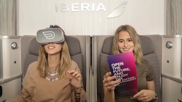 El proyecto es fruto de la colaboración de la aerolínea con la startup Inflight, parte de la aceleradora de IAG
