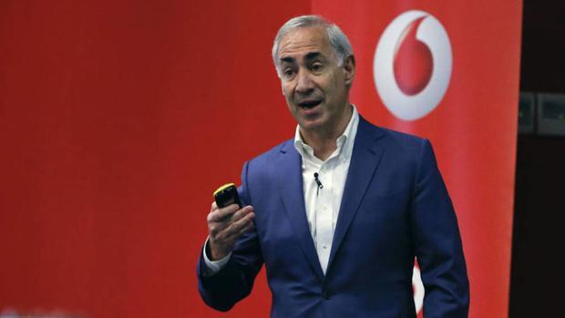 El presidente y consejero delegado de Vodafone España, António Coimbra