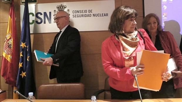 Fernando Martí y Cristina Narbona