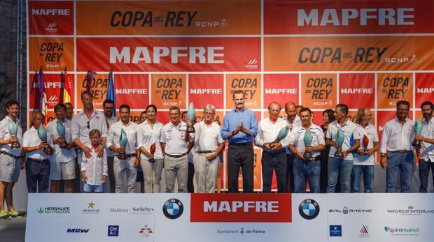 «Cada día, la Copa del Rey MAPFRE aporta 2,2 millones de euros a la economía de su entorno», según el presidente del Real Club Náutico de Palma