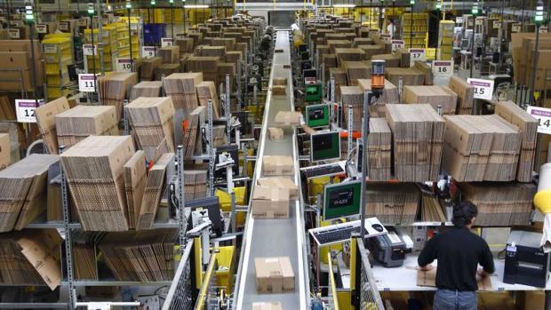 Centro de Amazon en Alemania