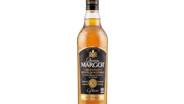 Queen Margot Blended Scotch Whisky de Lidl