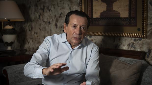 Dante Sica, un economista de referencia para empresarios y políticos argentinos, durante la entrevista