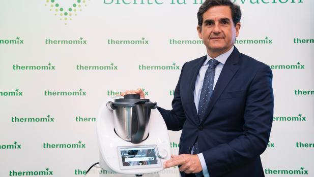 Thermomix abrirá su primera tienda de venta directa en España este año