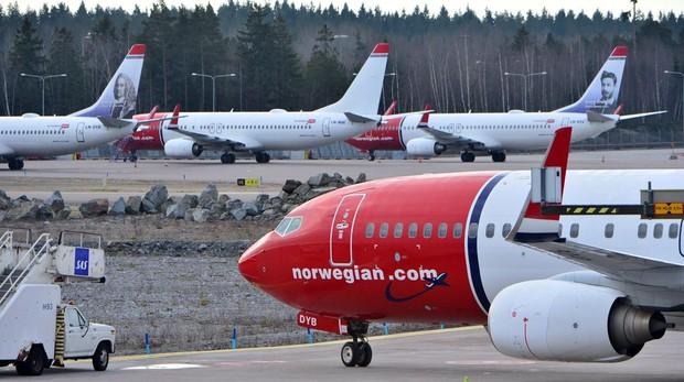 Norwegian ha decidido cerrar las bases de Palma, Gran Canaria y Tenerife