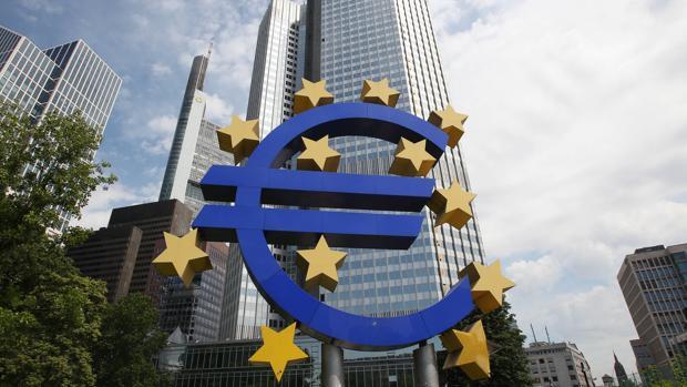 La sede del Banco Central Europeo en Frankfurt