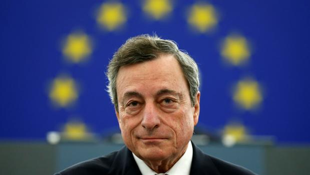 El presidente del Banco Central Europeo (BCE), Mario DraghI