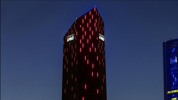 Imagen de archivo de la sede de KPMG España en el paseo de la Castellana de Madrid