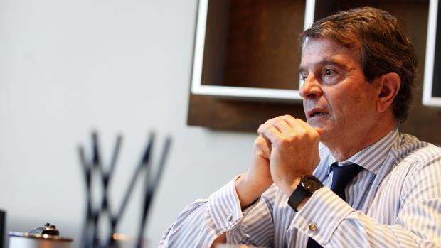 Antonio Catalán mantenía una alianza con Marriott desde 2011, cuando este asumió la deuda del grupo español