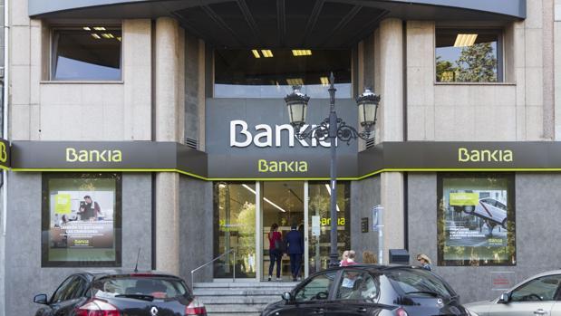 Bankia distribuirá en exclusiva los seguros generales de Mapfre en toda su red de oficinas, menos en Baleares