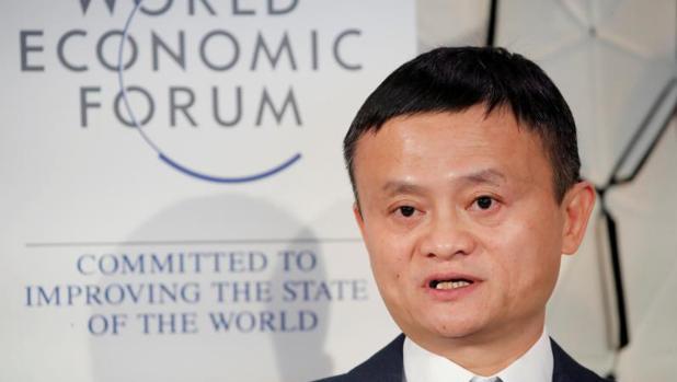 El fundador de Alibaba Group, Jack Ma