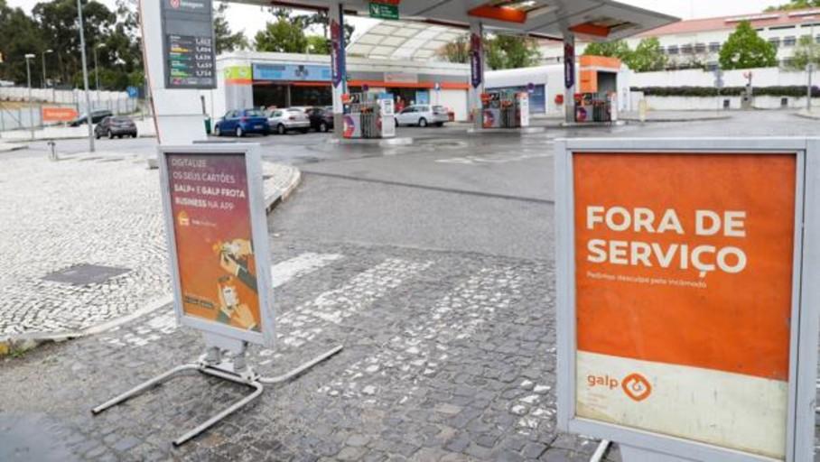 Caos energético en Portugal: cientos de gasolineras se quedan a cero