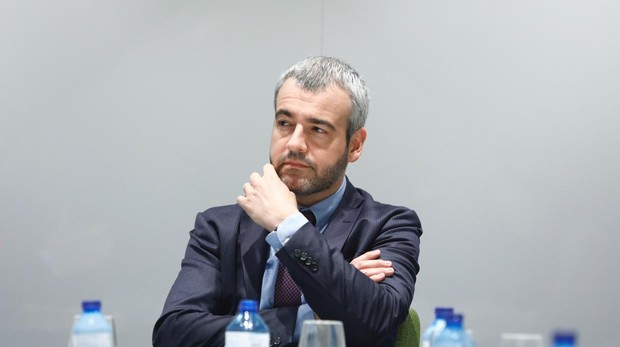 El presidente de AENA, Maurici Lucena