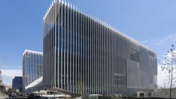 Sede de EDP en Lisboa