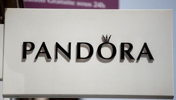 Logo de Pandora