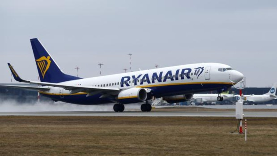 Ryanair cierra su año fiscal con una caída del 29% en su beneficio neto que alcanza los 1.020 millones