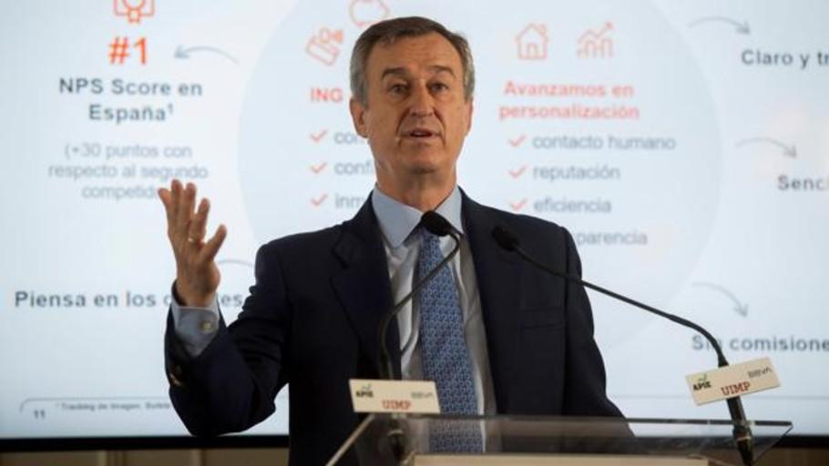 ING aspira a liderar la producción hipotecaria en España este año