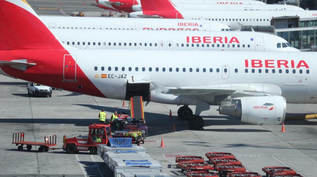 Resultado de imagen para Iberia Madrid-Barajas