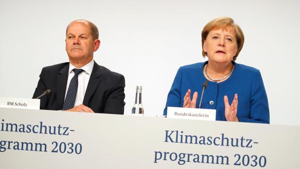 Alemania invertirá 100.000 millones en protección del clima hasta 2030