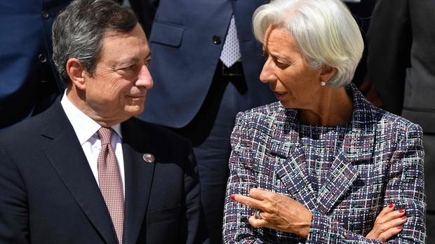 La herencia maldita de Mario Draghi al frente del BCE