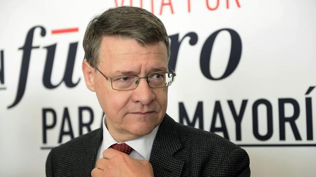 El exministro de Administraciones Públicas y asesor económico del PSOE, Jordi Sevilla