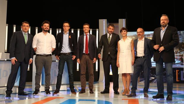 Hemeroteca: El debate a siete no despeja las dudas del futuro político en España   Autor del artículo: Finanzas.com