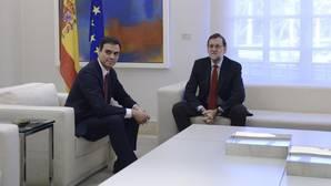 Rajoy fía a que la amenaza de otras elecciones y la presión europea dobleguen al PSOE