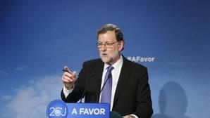 Rajoy apuesta por un «acuerdo de mínimos» para formar un Gobierno dotado de «estabilidad»