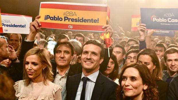 11103c9fc Casado abre la campaña con una apelación al voto unido del centro ...