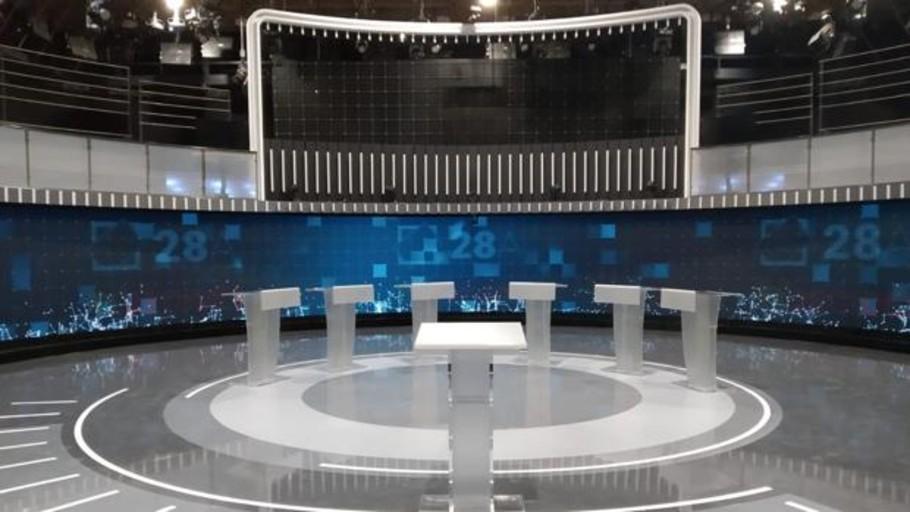 Sigue en directo el debate a seis en TVE