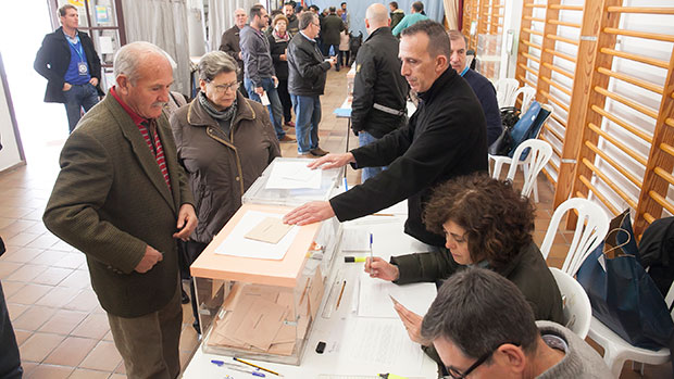 Resultados Elecciones Valencianas 2019 en Paterna