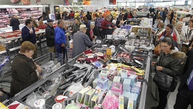 Los supermercados m s baratos y m s caros de madrid - Supermercados fuenlabrada ...