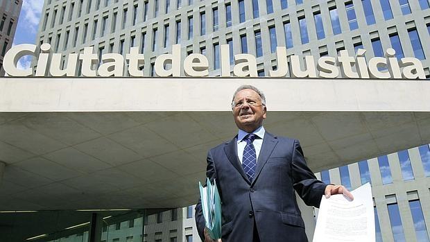 El presidente del Sindicato Manos Limpias, Miguel Bernard
