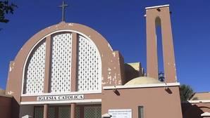 Lo que queda de España en el Sahara: la Iglesia, el Casino y el Colegio