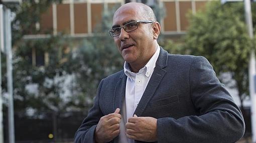 Andrés Serrano, director de la Policía Municipal de Madrid